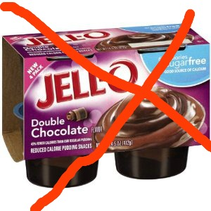 jello sugar free